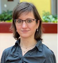 Udvari Bea, PhD fényképe